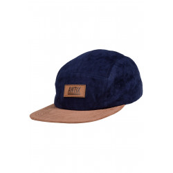Volur 5 Panel Cap Suede...