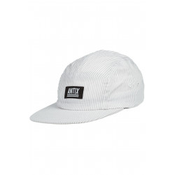 Naval 5 Panel Cap Striped
