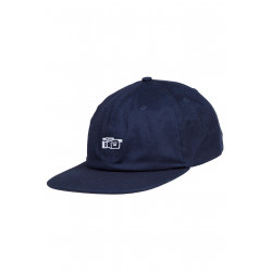 Vaux 6 Panel Cap Navy