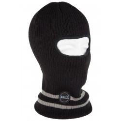 Facemask Neckwarmer Black