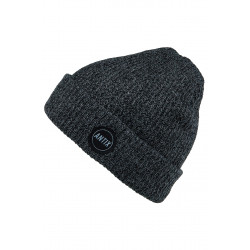 Otis Beanie Heather Black