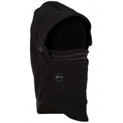 Hood Fleece Neckwarmer Black