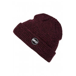 Orbit Beanie Heather Burgundy
