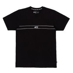 Track T-Shirt Black