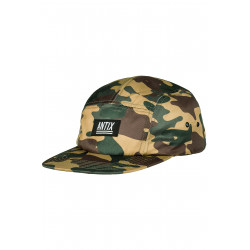 Naval 5 Panel Cap Camouflage
