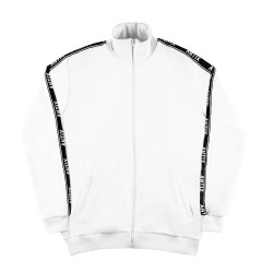 Tracksuit Jacket White