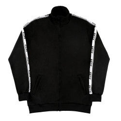 Tracksuit Jacket Black