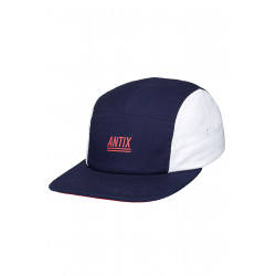 Kontrast 5 Panel Cap Blue...