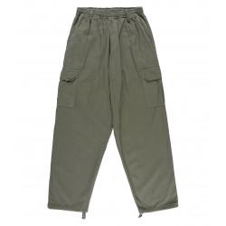 Slack Cargo Pant Olive