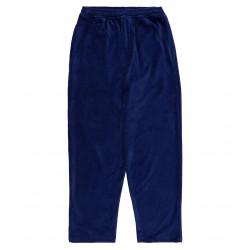 Slack Cord Pant Dress Blue